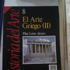 Coleccionismo de Revista Historia 16: HISTORIA DEL ARTE. HISTORIA 16. NUMERO 8. EL ARTE GRIEGO (II). Lote 173837218