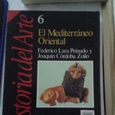 Coleccionismo de Revista Historia 16: HISTORIA DEL ARTE. HISTORIA 16. NUMERO 6. EL MEDITERRANEO ORIENTAL. Lote 173837540