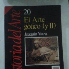 Coleccionismo de Revista Historia 16: HISTORIA DEL ARTE. HISTORIA 16. NUMERO 20. EL ARTE GOTICO (II). Lote 173897638