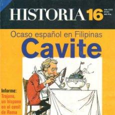Coleccionismo de Revista Historia 16: HISTORIA 16 AÑO XXII NUM. 261 ENERO 1998. Lote 175301898