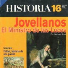 Coleccionismo de Revista Historia 16: HISTORIA 16 AÑO XXII NUM. 267 JULIO 1998. Lote 175301988