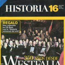 Coleccionismo de Revista Historia 16: HISTORIA 16 AÑO XXII NUM. 272 DICIEMBRE 1998. Lote 175302037