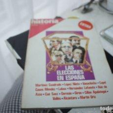 Coleccionismo de Revista Historia 16: HISTORIA 16 EXTRA ABRIL 1977. Lote 180094433