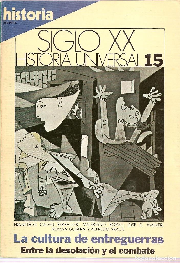 Coleccionismo de Revista Historia 16: HISTORIA UNIVERSAL SIGLO XX HISTORIA 16 16 REVISTAS - O NUMEROS SUELTOS - Foto 7 - 180416421
