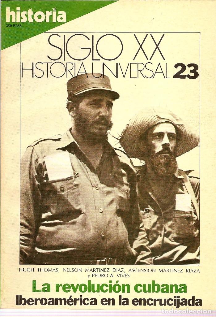 Coleccionismo de Revista Historia 16: HISTORIA UNIVERSAL SIGLO XX HISTORIA 16 16 REVISTAS - O NUMEROS SUELTOS - Foto 13 - 180416421