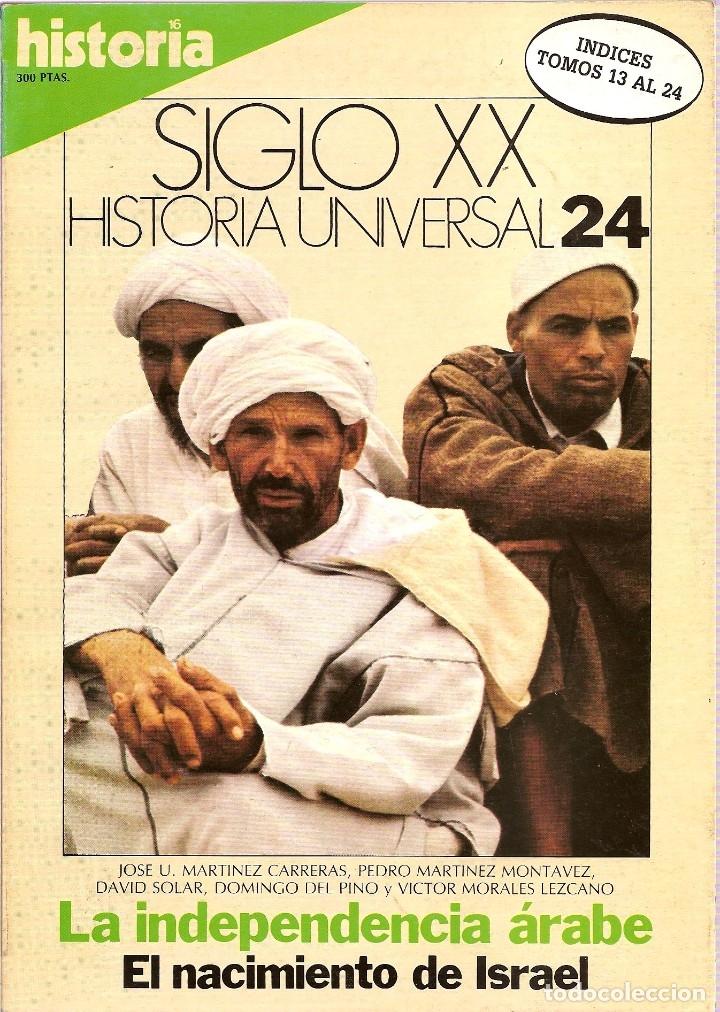Coleccionismo de Revista Historia 16: HISTORIA UNIVERSAL SIGLO XX HISTORIA 16 16 REVISTAS - O NUMEROS SUELTOS - Foto 14 - 180416421
