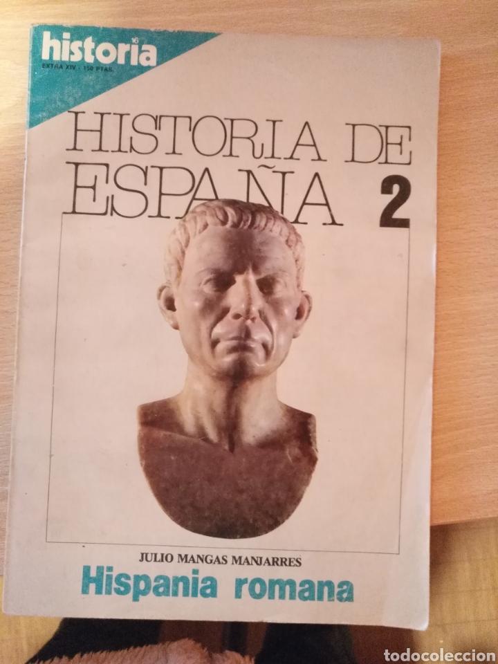 Coleccionismo de Revista Historia 16: 5 REVISTAS HISTORIA 16 EXTRA -HISTORIA ESPAÑA 1-2-7-Y 13 HISTORIA EXTRA III JUNIO 1977 - Foto 6 - 181415493