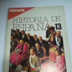 Coleccionismo de Revista Historia 16: REVISTA HISTORIA 16. DE LA DICTADURA A LA DEMOCRACIA. SIGLO XX. HISTORIA UNIVERSAL. 13. Lote 181550711