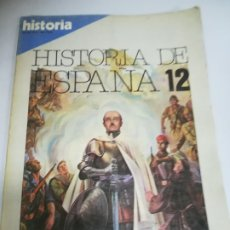 Coleccionismo de Revista Historia 16: REVISTA. HISTORIA 16. EXTRA XXIV. LA ESPAÑA DE LA CRUZADA. HISTORIA DE ESPAÑA 12. Lote 181552822