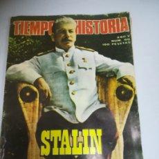 Coleccionismo de Revista Historia 16: REVISTA. TIEMPO DE HISTORIA. AÑO V. STALIN EL TERRIBLE. Nº 60.. Lote 181552977