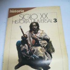 Coleccionismo de Revista Historia 16: REVISTA. HISTORIA 16. LOS IMPERIOS FRENTE A FRENTE. SIGLO XX HISTORIA UNIVERSAL 3. Lote 181553528