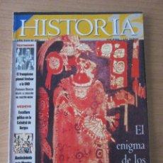 Coleccionismo de Revista Historia 16: EL ENIGMA DE LOS MAYAS. Lote 181857875