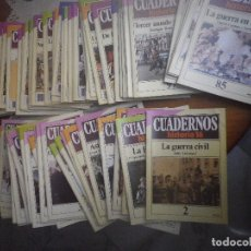 Coleccionismo de Revista Historia 16: 100 REVISTAS CUADERNOS HISTORIA 16 SIN REPETIR VER FOTOS. Lote 182053902