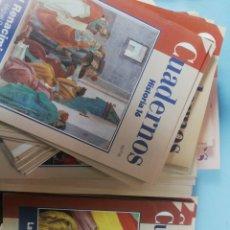 Coleccionismo de Revista Historia 16: LOTE 100 CUADERNOS HISTORIA 16. DEL 1 AL 100. Lote 182692303
