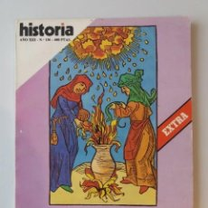 Coleccionismo de Revista Historia 16: MAGIA / BRUJERIA / ESOTERISMO / EL MUNDO MAGICO / HISTORIA 16. Lote 183693460