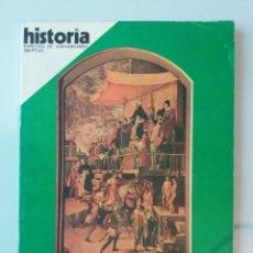 Coleccionismo de Revista Historia 16: MAGIA / BRUJERIA / ESOTERISMO / LA INQUISICION / HISTORIA 16. Lote 183694643