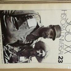 Collectionnisme de Magazine Historia 16: HISTORIA UNIVERSAL SIGLO XX - 23 - REVOLUCION CUBANA - IBEROAMERICA ENCRUCIJADAG604. Lote 184662463