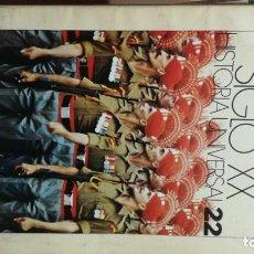 Collectionnisme de Magazine Historia 16: HISTORIA UNIVERSAL SIGLO XX - 22 REVELION DE ASIA - INDEPENDENCIA INDIA PALISTANG604. Lote 184662506