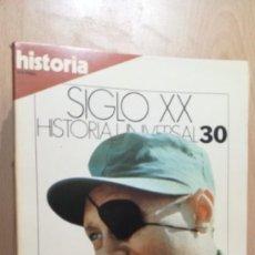 Coleccionismo de Revista Historia 16: HISTORIA UNIVERSAL SIGLO XX - 30 GUERRA SEIS DIAS - ULSTER RAICES VIOLENCIAG604. Lote 184662833