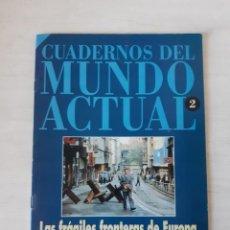 Coleccionismo de Revista Historia 16: CUADERNOS DEL MUNDO ACTUAL. NÚMERO 2. HISTORIA 16. Lote 185965746