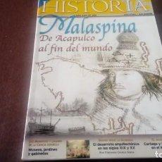 Coleccionismo de Revista Historia 16: HISTORIA 16 NÚMERO 289 MALASPINA. Lote 189192993