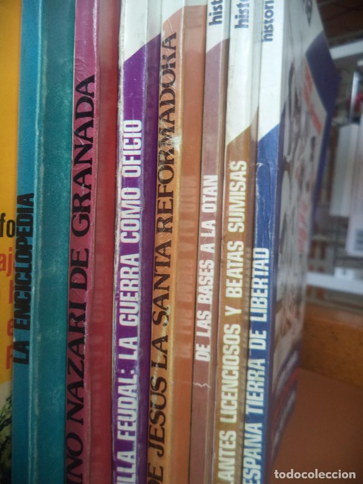 Coleccionismo de Revista Historia 16: Coleccion de 16 revistas de historia 16 del siglo pasado , años 70 u 80 buena conservacion - Foto 9 - 191048900