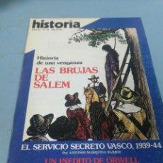 Collectionnisme de Magazine Historia 16: REVISTA HISTORIA 16. NÚMERO 97.. Lote 191144161