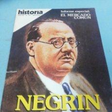 Coleccionismo de Revista Historia 16: REVISTA HISTORIA 16. NÚMERO 117. . Lote 191144230
