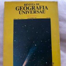 Coleccionismo de Revista Historia 16: REVISTA DE GEOGRAFÍA UNIVERSAL VOLUMEN 2 NÚMERO 3 SEPTIEMBRE 1977. Lote 191748426