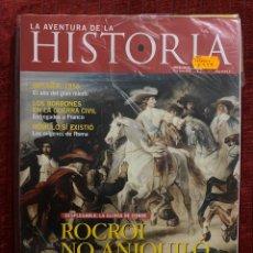 Coleccionismo de Revista Historia 16: LA AVENTURA DE LA HISTORIA NÚMERO 97 CON LIBRO - DVD. Lote 191845163