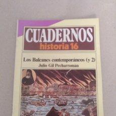 Coleccionismo de Revista Historia 16: CUADERNOS HISTORIA 16 NÚM 237. Lote 192059613