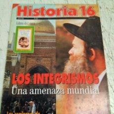 Coleccionismo de Revista Historia 16: HISTORIA 16 - Nº 221. Lote 192337861