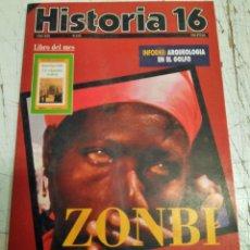 Coleccionismo de Revista Historia 16: HISTORIA 16 - Nº 216. Lote 192530262