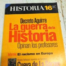 Coleccionismo de Revista Historia 16: HISTORIA 16 - Nº 260. Lote 192530478