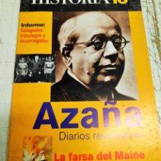 Coleccionismo de Revista Historia 16: HISTORIA 16 - Nº 262. Lote 192531865