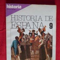 Coleccionismo de Revista Historia 16: HISTORIA 16 - EXTRA - HISTORIA DE ESPAÑA 9 - 1980. Lote 195414155