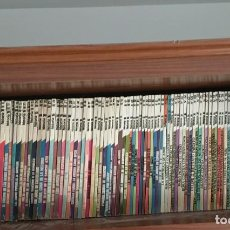 Coleccionismo de Revista Historia 16: LOTE DE 101 FASCICULOS DE HISTORIA 16. NÚMEROS DEL 1 AL 100 MAS EXTRA CON ÍNDICE. Lote 195423827