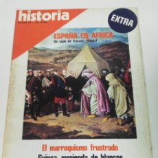 Colecionismo da Revista Historia 16: HISTORIA 16. EXTRA IX. ESPAÑA EN ÁFRICA . Lote 196950711