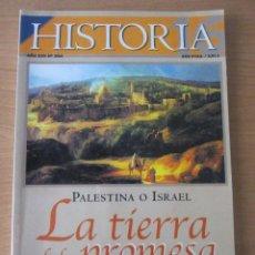 Coleccionismo de Revista Historia 16: LA TIERRA DE LA PROMESA. Lote 197408682