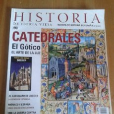 Collectionnisme de Magazine Historia 16: REVISTA HISTORIA DE IBERIA VIEJA Nº 90. CATEDRALES. Lote 200241752