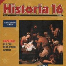 Colecionismo da Revista Historia 16: HISTORIA 16 AÑO XX NUM. 236 DICIEMBRE 1995. Lote 202613558