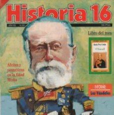 Coleccionismo de Revista Historia 16: HISTORIA 16 AÑO XX NUM. 233 SEPTIEMBRE 1995. Lote 202610958