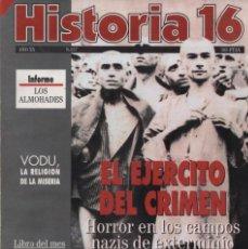 Colecionismo da Revista Historia 16: HISTORIA 16 AÑO XX NUM. 227 MARZO 1995. Lote 202610460