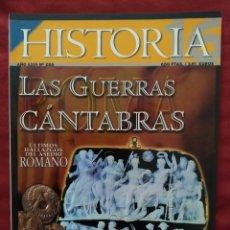 Coleccionismo de Revista Historia 16: HISTORIA 16 - AÑO XXIV - Nº 286 - FEBRERO 2000. LAS GUERRAS CANTABRAS.. Lote 204193261