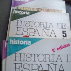 Coleccionismo de Revista Historia 16: HISTORIA 16 HISTORIA DE ESPAÑA. Lote 204529166