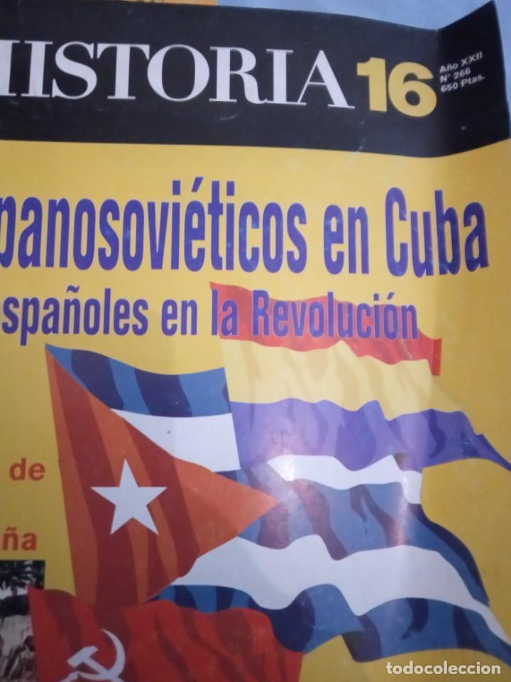 HISTORIA 16 NÚMERO 266 (Coleccionismo - Revistas y Periódicos Modernos (a partir de 1.940) - Revista Historia 16)