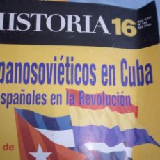 Coleccionismo de Revista Historia 16: HISTORIA 16 NÚMERO 266. Lote 206191480
