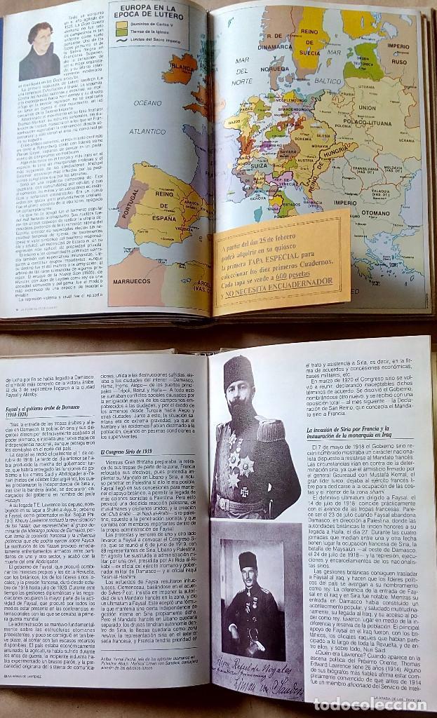 Coleccionismo de Revista Historia 16: COLECCIÓN COMPLETA DE CUADERNOS DE HISTORIA 16 (300 CUADERNOS) - Foto 3 - 206808261