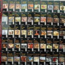 Coleccionismo de Revista Historia 16: 50 REVISTAS DE HISTORIA DEL ARTE (HISTORIA 16).. Lote 206821990