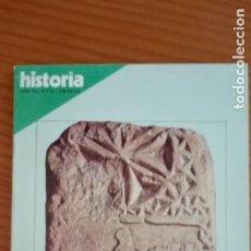 Coleccionismo de Revista Historia 16: HISTORIA 16 Nº 61 MAYO 1981 ROMA ARRASÓ A LOS CÁNTABROS EDUARDO DATO: UN ASESINATO HISTÓRICO PAVÍA. Lote 207515762